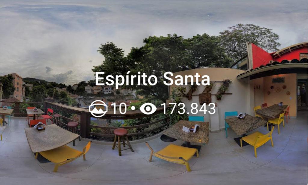 tour virtual 360°, fotografia 360, santa teresa, rio de janeiro