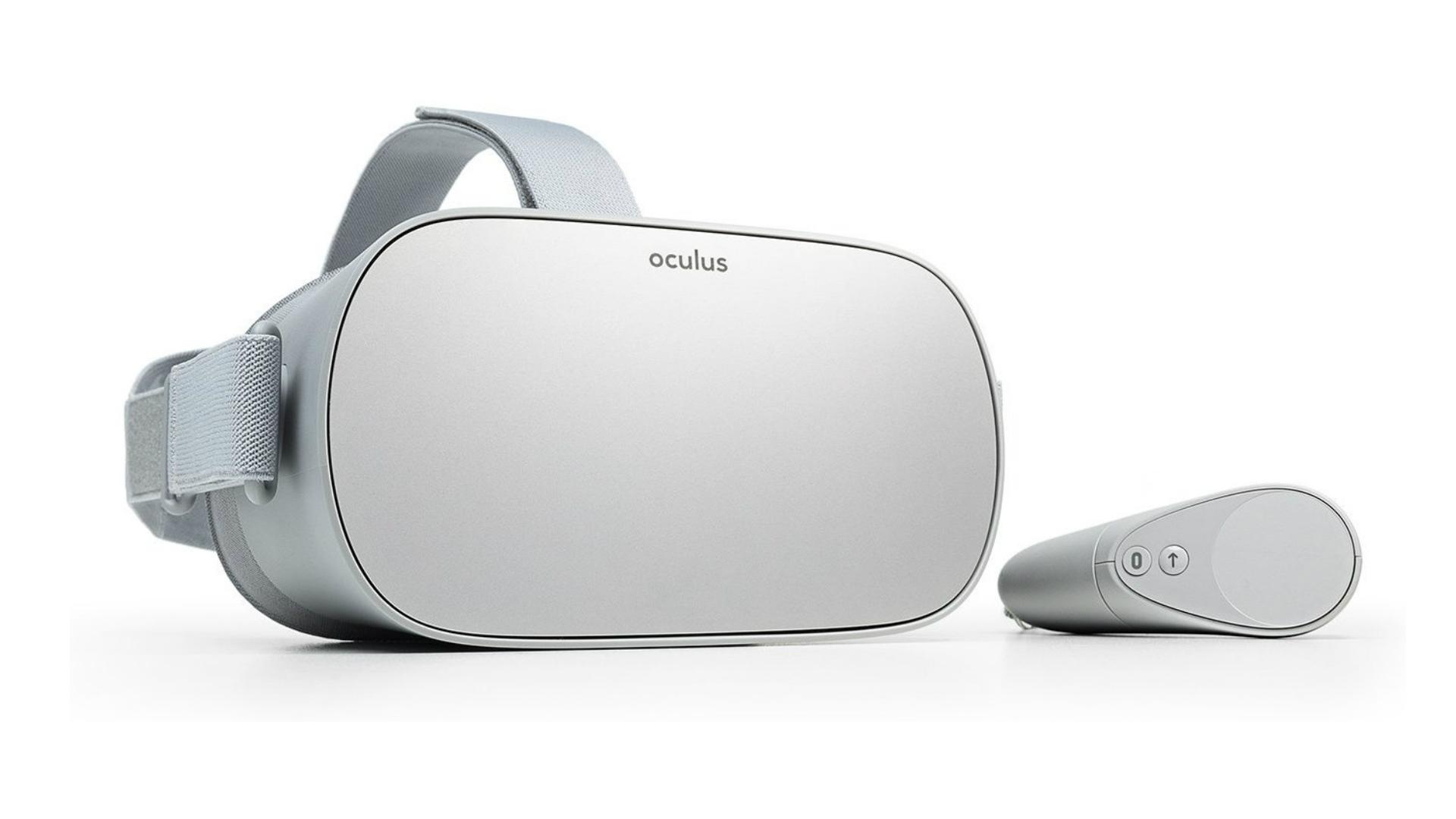 Oculus para realidade virtual